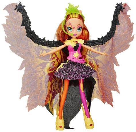Кукла My little pony Сансет Шиммер (Sunset Shimmer) с крыльями Hasbro