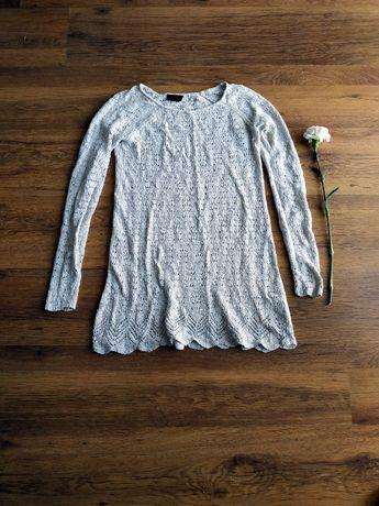 Kremowy sweterek Topshop