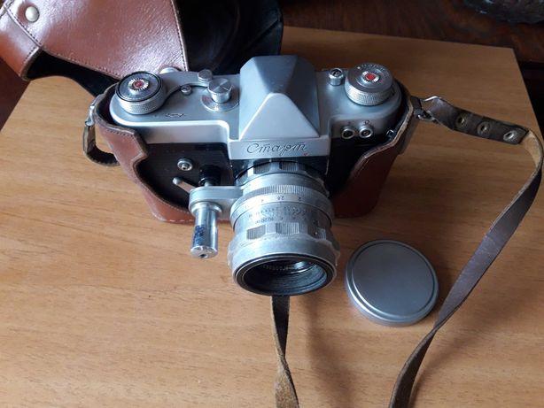 Раритетный фотоаппарат Старт