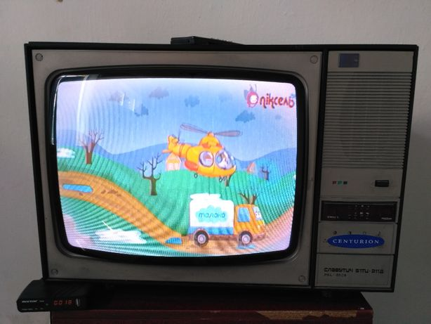 """Телевізори """"Славутич 51ТЦ-311Д"""" (модернізований) + """"Чайка Ц-280Д"""""""