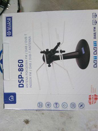 Antena pokojowa DVB-T TV nowa