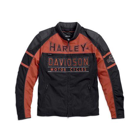 Куртка текстильная Harley-Davidson Gastone мото Акция 35% скидка