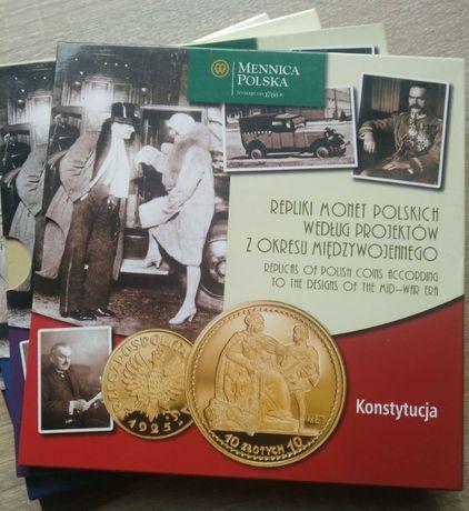 Monety Konstytucja Mennica Polska