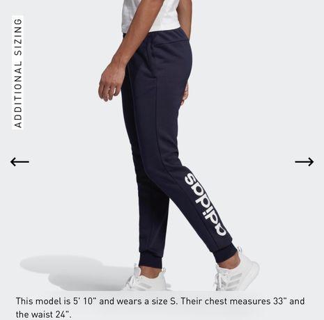 Штани, брюки Adidas S