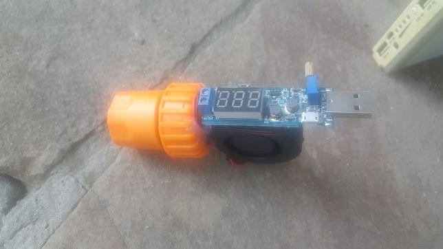 Вентилятор , нагнеталель , компрессор , дуйка , для дымогенератора