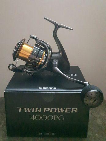 Kołowrotek Twin Power FD 4000PG Shimano