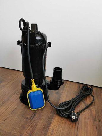Pompa Zanurzeniowa z Pływakiem do Wody Brudnej i Czystej 3550W