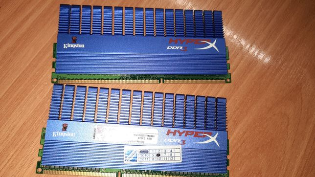 DDR3 Kingston 2Gb