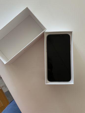 Iphone X Silver 256GB Bateria a 100%