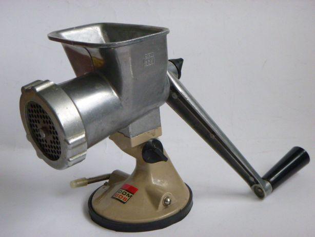 Maszynka ręczna z przyssawką- 8 CZM DOM GOS