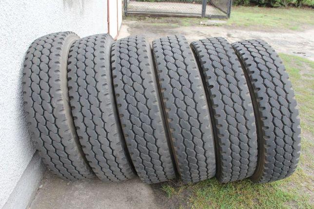 6x Bridgestone M840 10R22,5 10 R 22,5 10R22.5 12,5-13,5 mm