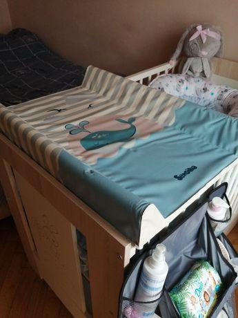 Przewijak na łóżko