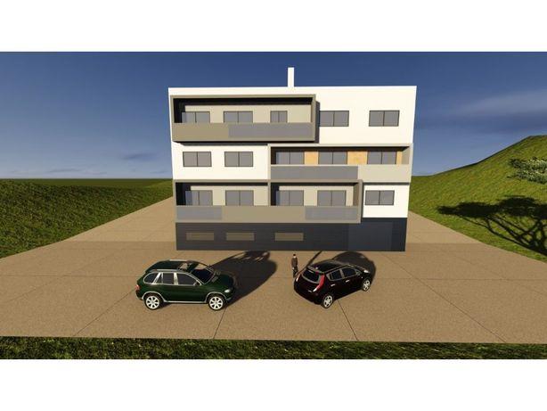 Apartamento T2 novo ainda em fase de construção em Aires