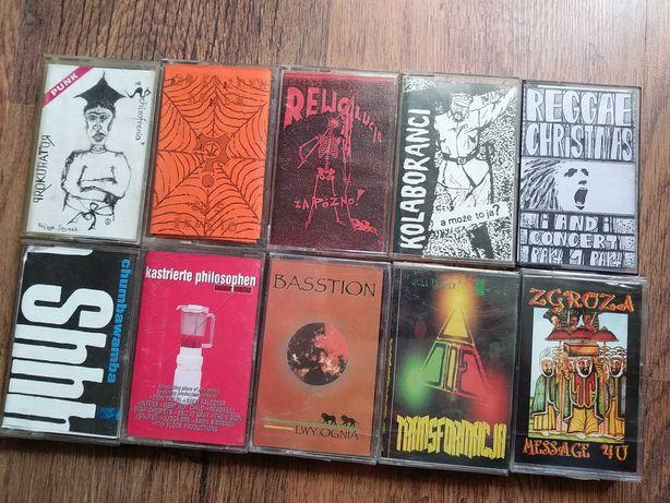 Punk kasety zestaw