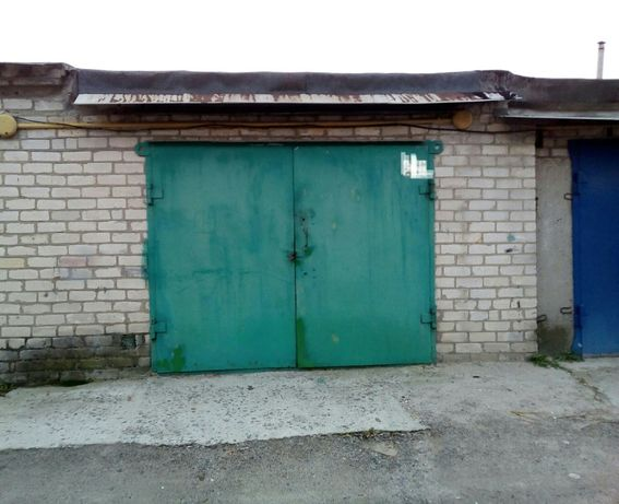 Продам ж\б гараж в кооперативе Крюковский 3
