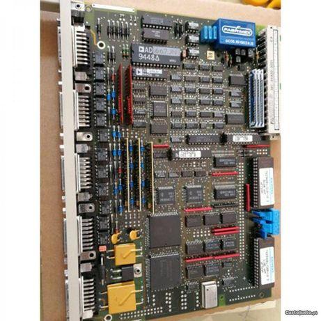 Carta de Encoders Siemens