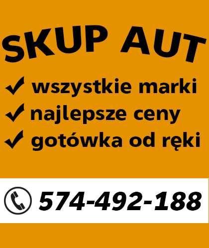 Skup aut, auto skup na terenie całego kraju. Najlepsze ceny Kluczbork - image 1
