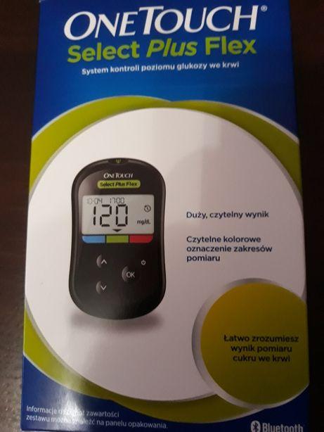 Glukometr One Touch select plus flex