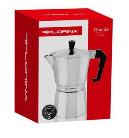 Kawiarka do espresso 3 filizanki FLORINA