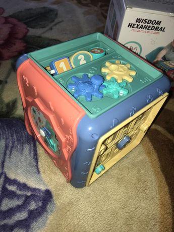 Куб розвиваючий