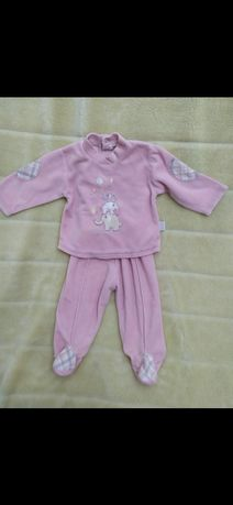 Babygrow menina 3 meses - envio gratuito