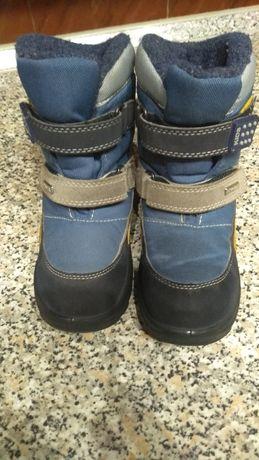 Ботинки зимние Chicco gortex