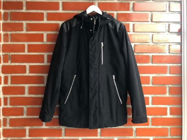 Jack & Jones мужская куртка парка размер L Джек Джонс Б У