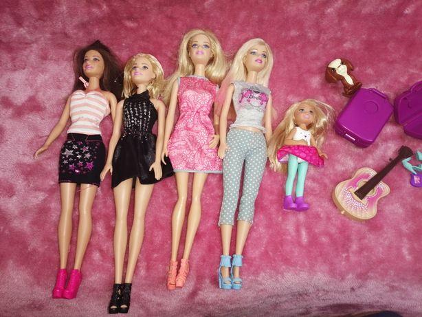 Lalki Barbie używane