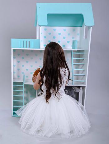 Кукольный дом домик для кукол & Ляльковий будиночок