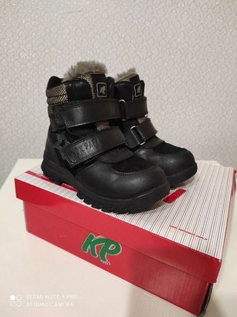 Зимові ботинки / зимние ботинки на мальчика k.pafi 28 p.