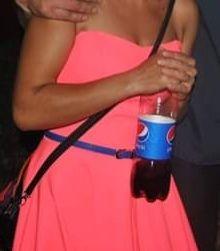 Sukienka rozkloszowana XS