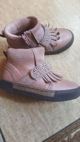 Весняні черевички весняне взуття весеняя обувь для девочки