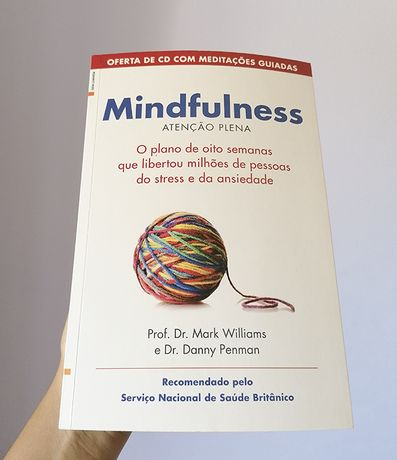 Mindfulness, Atenção Plena | Dr. Mark Williams e Dr. Danny Penman