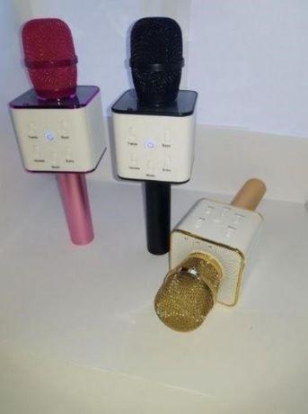 для караоке Микрофон Беспроводной Bluetooth динамик