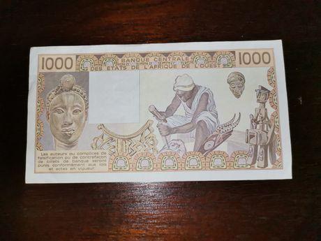 Nota da Africa do Oeste