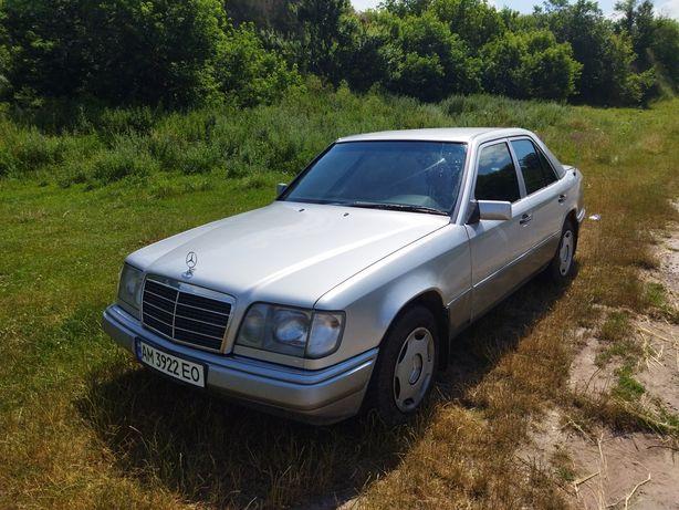 Мерседес w124 1993 рік