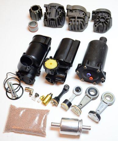 Запчасти компрессора пневмоподвески Wabco Amk Hitachi Continental