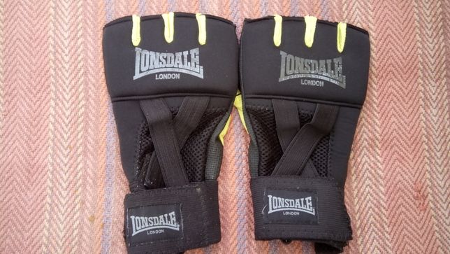 перчатки-бинты Lonsdale Boxing Gel Handwraps