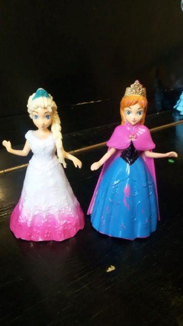 Ельза и Анна фигурки плюс подарок