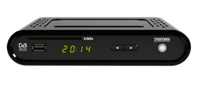 Цифровий ефірний приймач Trimax TR-330HD PVR