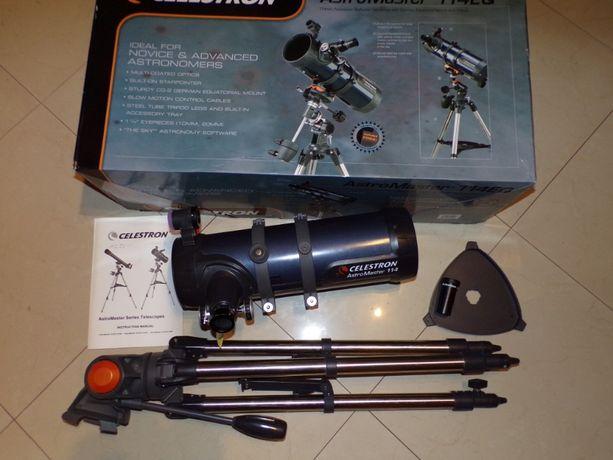 Teleskop Celestron TELESKOP ASTROMASTER 114