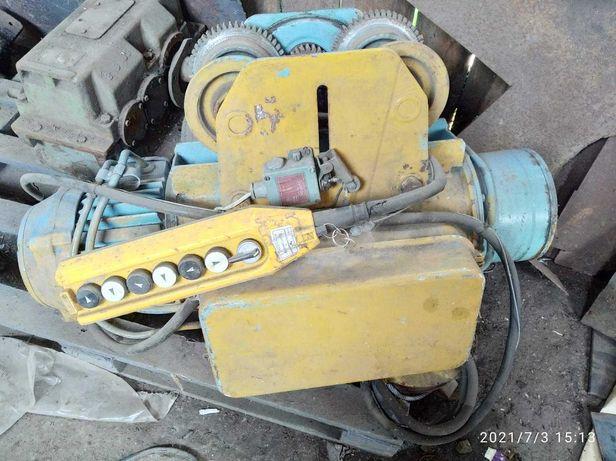 Електротельфер 1 тона(Болгарія)