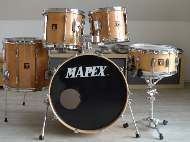"""Perkusja Mapex Orion 22"""" 12"""" 13"""" 16"""" z werblem zestaw perkusyjny"""