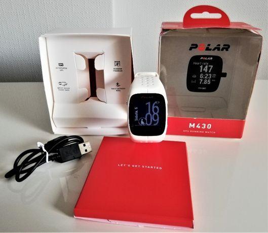 Zegarek sportowy POLAR M430 jak nowy