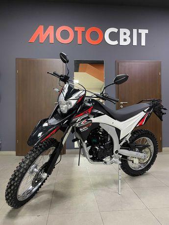 ! Мотоцикл LONCIN LX250GY-3 SX2!