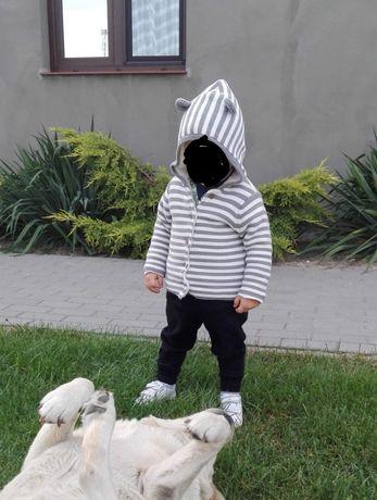 Sweterek ocieplany F&F