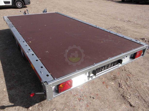 Laweta samochodowa płaska platforma TEMARED CARPLATFORM 406x211 cm