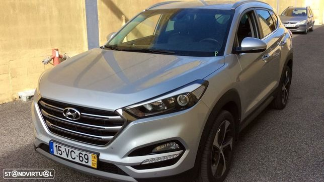 Hyundai Tucson 1.7 CRDi Premium