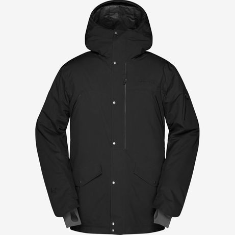 Norrona Roldal Gore-Tex Insulated Parka Black -40% 4470грн