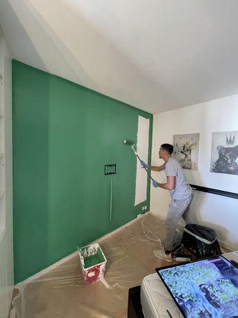 Remodelação e obras e manutenção | Pladur | Pintura | Emassamento
